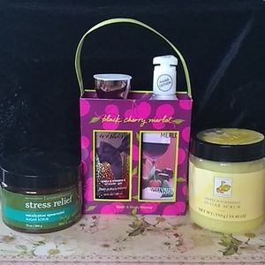 Bundle of Heavenly Bath and Skin Products